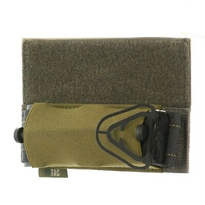 Tourniquet Elastic Pouch Tactical Military Velcro® Fastener Patch Panel Case New