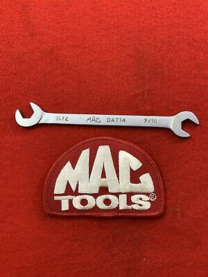 "MAC Tools DAT14 7/16"" Low Torque 4 Way Wrench Thin"