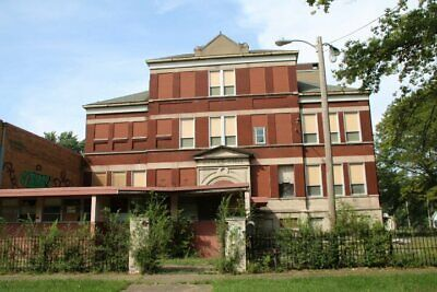 NO RESERVE! 2 Poss. Commercial School Buildings Illinois in Peoria IL 4.67 Acres