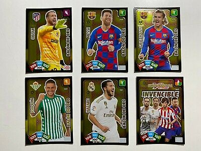 Balón De Oro Invencible - Adrenalyn 2019 2020 19 20 - Cards Panini