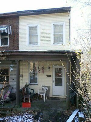 $1 OPEN BID-Foreclosure 3 BR HOUSE-Mahanoy City PA-NY NJ PA MD CT DE MA