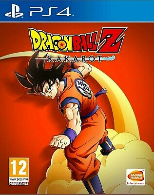 Dragon ball z Kakarot PS4 France 🇫🇷 PlayStation 4 Nouveau !