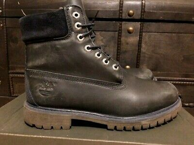 NEW ** Limited Edition Timberland Autumn Fall Boots Size 8.5
