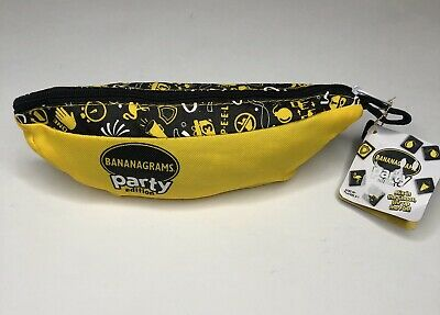Bananagrams Game - Bananagrams Party Edition Crossword Game Puzzle