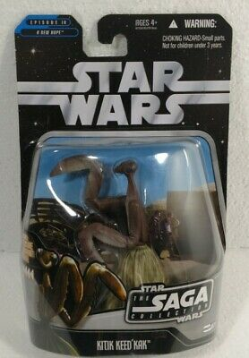 Star Wars Kitik Keed Kak Mos Eisley The Saga Collection #71 Hasbro 2006