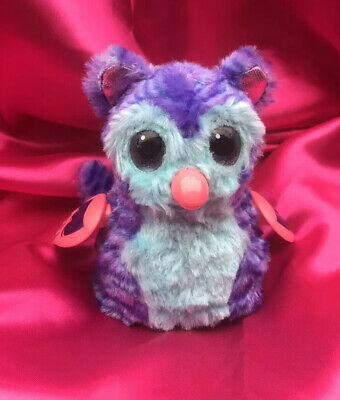 Hatchimals Fabula Forest Tigrette HATCHED So Cute!  It Works!  No Stains!