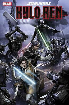 Star Wars Rise Kylo Ren #2 (Of 4) (2020 Marvel Comics) First Print Crain Cover