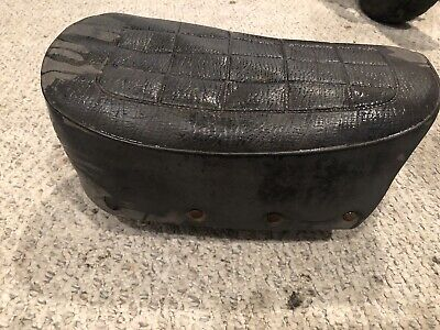 HONDA Z50 A 1972-1978 SEAT COVER ONLY with 8 rivets *Brand New/&High Quality* 38