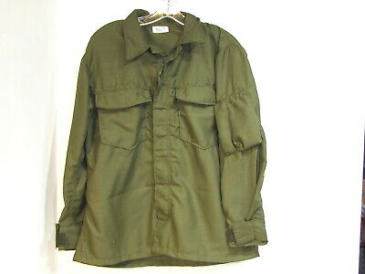 Us Military Vietnam Era Shirt, Flyers, Hot Weather, Fire Resistant   New