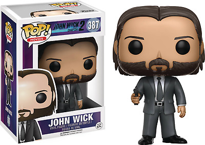 Funko Pop! Movies John Wick Chapter 2 Vinyl Figure In Stock