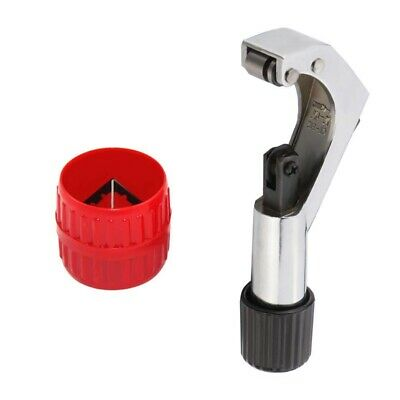 Tubing Cutter Inner-Outer Reamer Kit for 1/4 To 1-5/8 Inch Pipe with Deburr B6H8