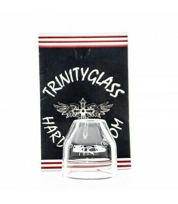 Glass Cap Bullet Drop Dead - Trinity Glass Hardware