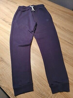 Boys Next Jogging Bottoms. Age 9. Navy Blue. Height 134cm. Good Condition.