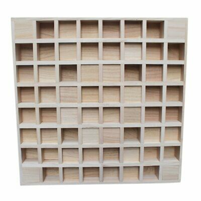 BXI Sound Diffuser Acoustic Duffusion Panel Wood 24X24X2.8