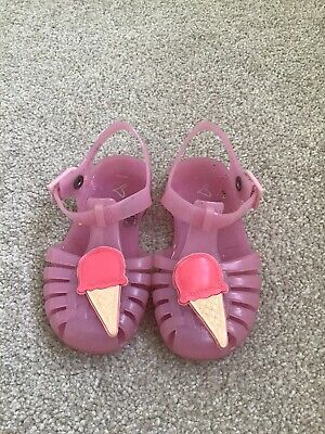 Next Baby Jelly Sandals Size Uk Infant 5