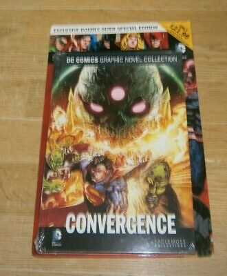 DC Comics Graphic Novel Collection Special 19 Convergence