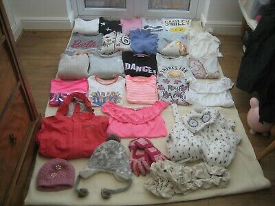 Mixed Bundle of Girl's Clothing x 23 Items - Age 12-13 Years Zara, Fat Face, H&M