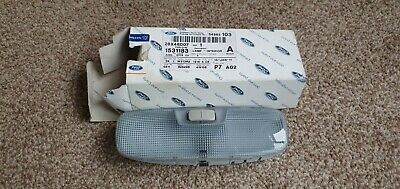 Genuine Ford Focus Transit Fiesta & Others Rear Interior Light Lamp 1531183