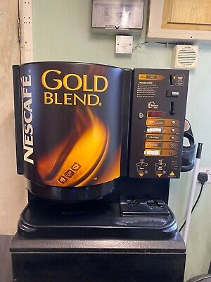 Encore top fill vending hot drinks machine used