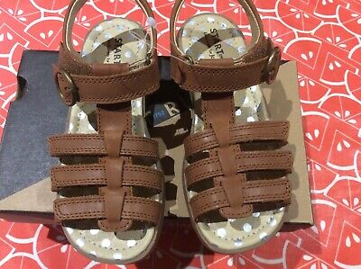 Startrite Carousel Girls Leather  Sandals in Tan