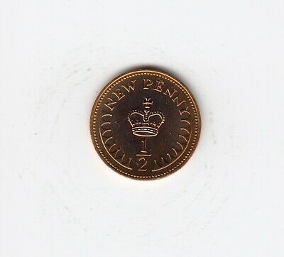 1975 HALF PENNY 1/2p In PROOF Condition Extremely Nice Coin  (4211)