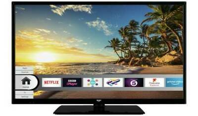 Bush DLED32HDS 32 Inch Smart HD Ready TV With Built in Wi-Fi - Black.