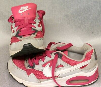 Pink Girls lovely Nike Trainers Size UK13 EUR 31.5