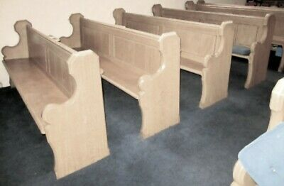 Church Pews 7ft Long (212cm)