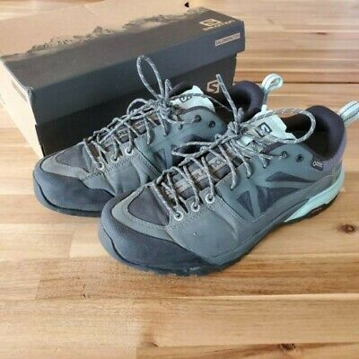 SALOMON X ALP Spry GTX Approach Trekking Hiking Shoe Balsam