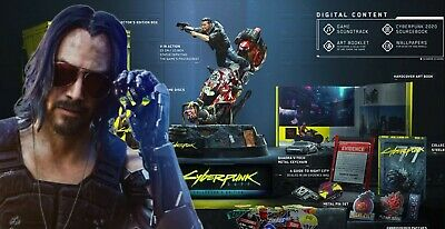 Cyberpunk 2077 Collector's Edition ITA per Ps4 / XboX  (Accetto acconto)