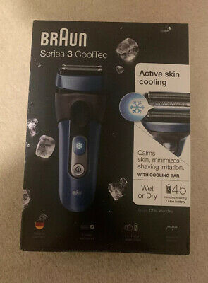 Razor Electric Rechargeable Braun Cooltec CT4s Rechargeable
