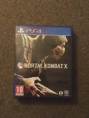 Mortal Kombat X PS4 Playstation 4
