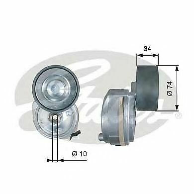 T39291 Gates DRIVEALIGN TENSIONER OE QUALITY