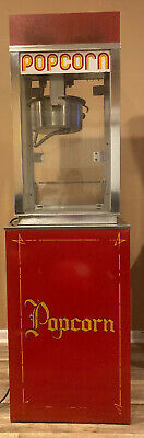 Gold Medal 2488 Super 88 Compact 8 Oz Popcorn Popper With Stand