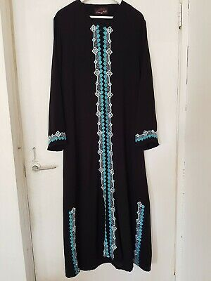 Moroccan Style Abaya Ladies 2XL Extra Large