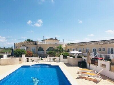 Spanish Holiday Villa in Dolores, Costa Blanca - Private Pool, A/C and Wi Fi