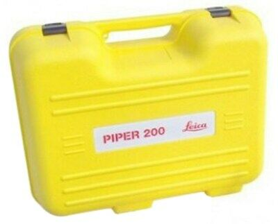 Leica Carrying Case for Piper 200 Pipe Laser