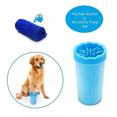 NEW Pet paw plunger / Mud Cleaner Washer Dog Cat - UK Stock - Free Delivery!
