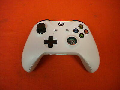 Broken Xbox One Wireless Controller White With Jack 0892