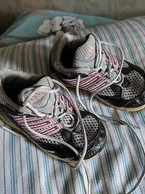 Toddlers Addidas girls trainer's size 6
