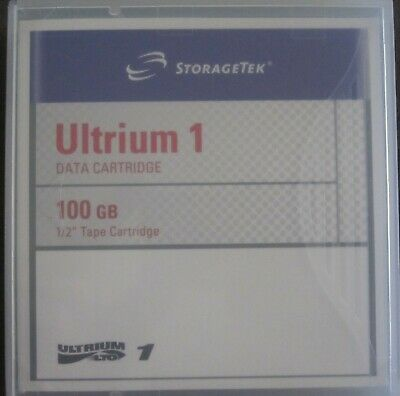 New Storagetek LTO LTO-1 data cartridge