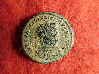 Roman Coin - Guaranteed Ancient & Authentic - Licnius I - 308-324 A.D. (EEE3)