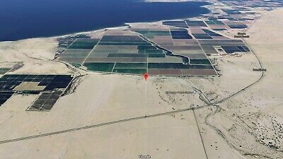 5 Acres, Agricultural Area, Close To California Highway 86 & Salton Sea, Look