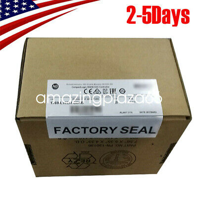 USA STOCK FDA Allen Bradley 1769-L16ER-BB1B CompactLogix 384KB Processor QTY