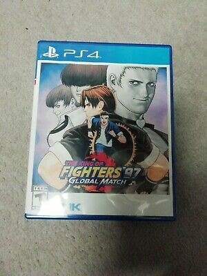 King Of Fighters 97 Global Match Ps Vita Limited Run Games Lrg