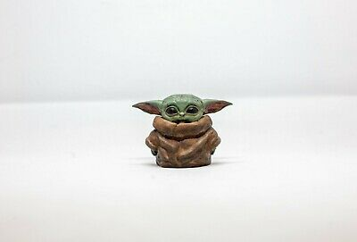 Inspired by The Child Baby Yoda from Mandalorian | 3D Printed | Hand Painted