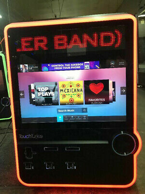 TouchTunes Virtuo Digital Jukebox