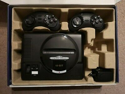 Sega Megadrive Flashback HD Console with 85 Built - In Games