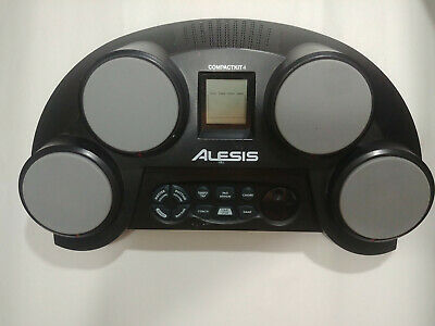 Alesis CompactKit 4 Electronic Drum Kit Works with power supply