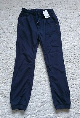 BNWT Next Boys Dark Blue Combat Style Casual Trousers Jeans Age 11-12 Years